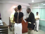 Minister receives annual report SXM St Maarten news