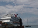 stranded carnival cruise liner close up photos judith roumou (107)