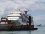 stranded carnival cruise liner close up photos judith roumou (109)