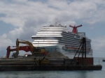 stranded carnival cruise liner close up photos judith roumou (110)