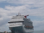 stranded carnival cruise liner close up photos judith roumou (62)