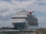 stranded carnival cruise liner close up photos judith roumou (77)
