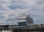 stranded carnival cruise liner close up photos judith roumou (81)