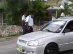 surprise police checks st peters photos judith roumou st maarten news (10)