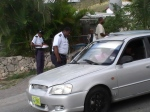 surprise police checks st peters photos judith roumou st maarten news (12)