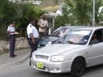 surprise police checks st peters photos judith roumou st maarten news (14)