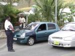 surprise police checks st peters photos judith roumou st maarten news (15)