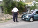 surprise police checks st peters photos judith roumou st maarten news (19)