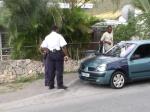 surprise police checks st peters photos judith roumou st maarten news (20)