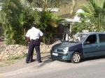 surprise police checks st peters photos judith roumou st maarten news (21)