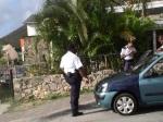 surprise police checks st peters photos judith roumou st maarten news (25)