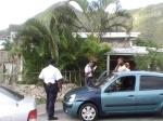 surprise police checks st peters photos judith roumou st maarten news (4)