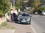 surprise police checks st peters photos judith roumou st maarten news (48)