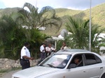 surprise police checks st peters photos judith roumou st maarten news (6)
