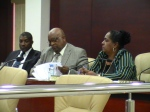 theo heyliger's plans to destroy the coalition appears to have failed photos judith roumou patrick illidge romaine laville dr lloyd richardson (99)