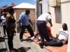 full photos 1 rude bwoyz versus the police on zoutstraat.....police won
