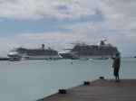 carnival cruise ship stranded in st maarten photos judith roumou (38)