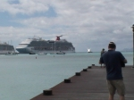 carnival cruise ship stranded in st maarten photos judith roumou (45)