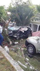 CURTIS KING HEYLIGER CAR ACCIDENT SCENE