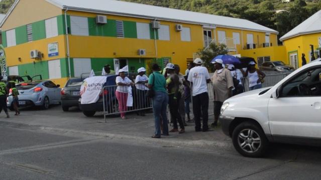 judith roumou photos sxm election results st maarten 2014 (20)