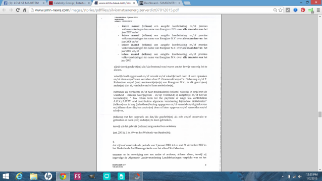 SILVIO MATSER ST MAARTEN SXM CONVICTED JUDITH ROUMOU (2)
