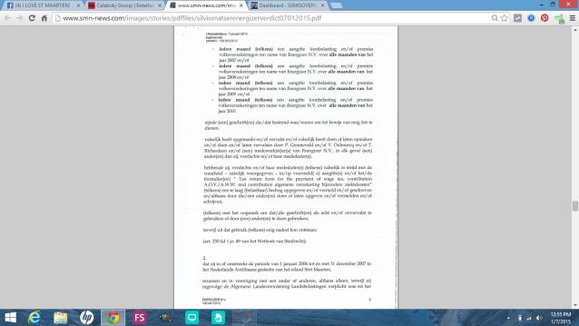 SILVIO MATSER ST MAARTEN SXM CONVICTED JUDITH ROUMOU (24)