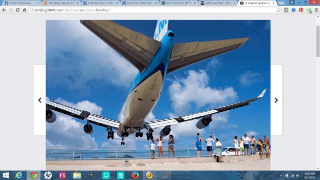 st maarten sxm airport sandblasting