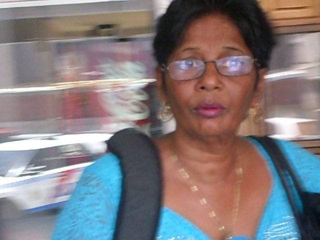 Bibi Hodge Shaw Guyanese Government trick Katje Mans Mauritsz de Kort