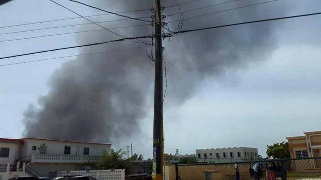 ST MAARTEN NEWS ANGUILLA FRENCH ST MARTIN FIRE BLOGS JUDITH ROUMOU (5)