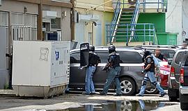 beach plaza casino robbery