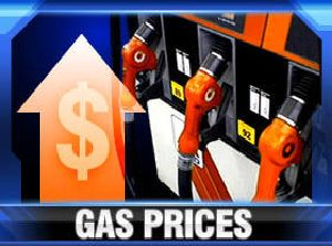 gas prices st maarten