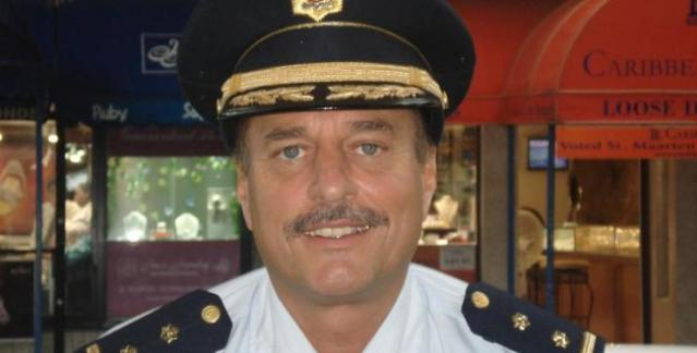 Peter de Witte (Windster) Where is former St Maarten Police Chief Peter de Witte