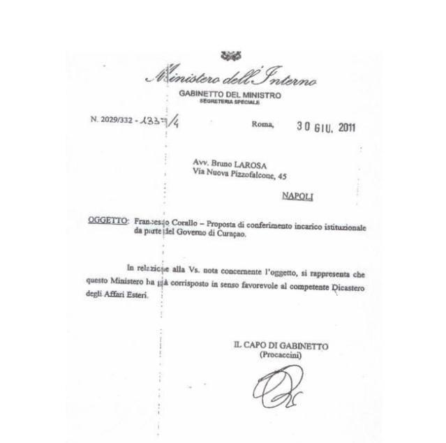 who runs the st maarten government francesco corallo the godfather 12