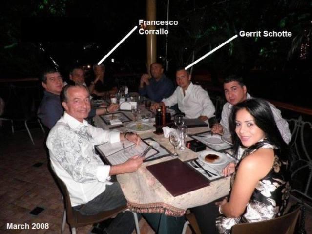 who runs the st maarten government francesco corallo the godfather 4
