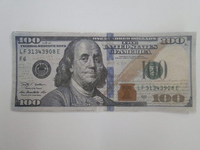 Sint Maarten False counterfeit U.S. bills in circulation