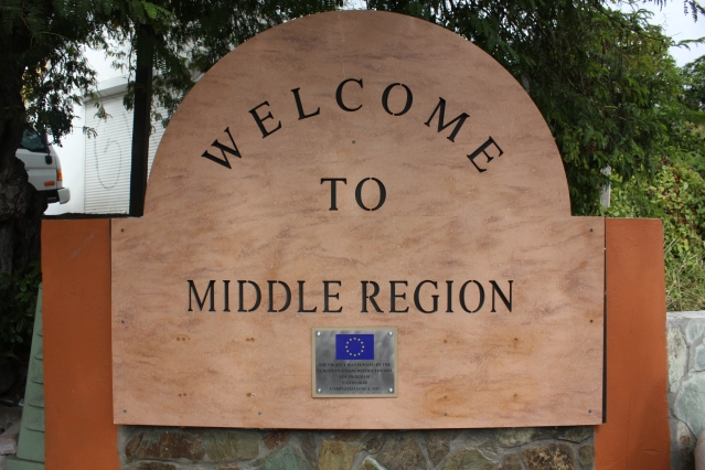 Maintenance of Sewage Pit in Middle Region on Saturday