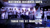 national alliance william marlin thanks supporters