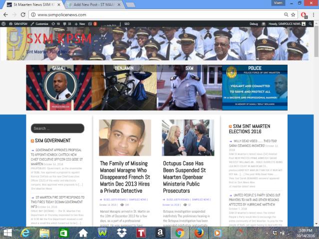 sxm kpsm st maarten police news