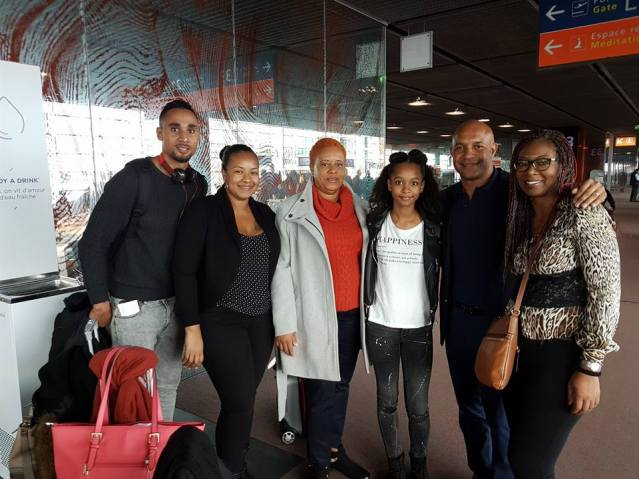 Tamillia Back to St Maarten After Stint On Televised French Talent Show