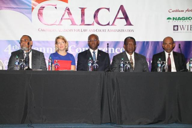 calca opening sxm st maarten opening day caribbean academy for law and court administration calca fourth biennial conference on law