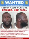 Latest! Joint Press Release From Police And Prosecutor's Office Kuchi Still On The Loose
