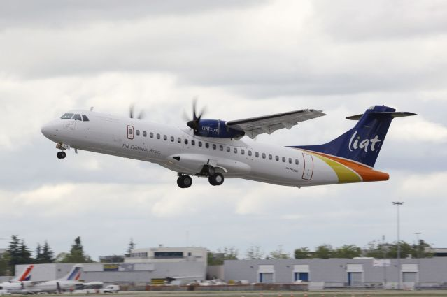 All LIAT Flights Disrupted as Liat Employees Strike