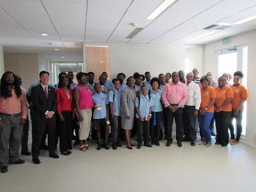 Ministry VSA kicks off Elderly Home Repair Project St Maarten