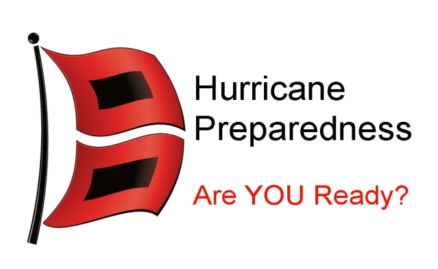 Contractors and builders advised to have plans in place to remove building materials in the event of a storm/hurricane
