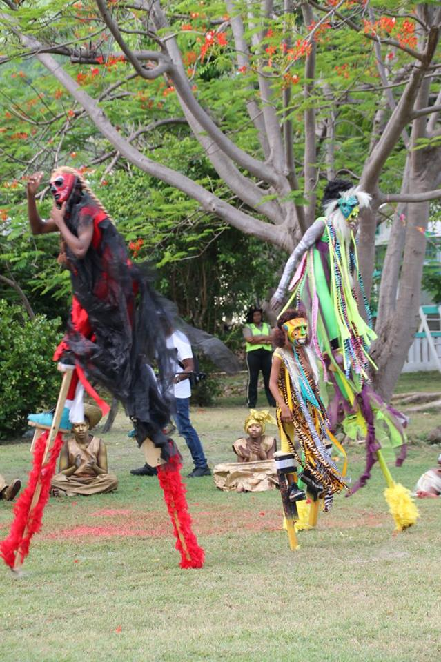 162 photos Emacipation Day St Maarten 2017 part 2