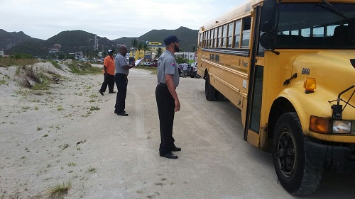 School Bus Annual Inspection Starts on July 17 Sxm