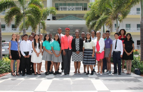 Top Foundation Based Exit exam students honored