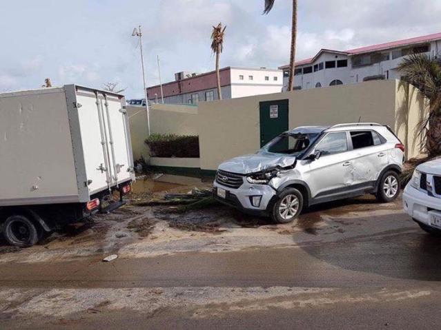 Photos The Atrium St Maarten After Hurricane Irma