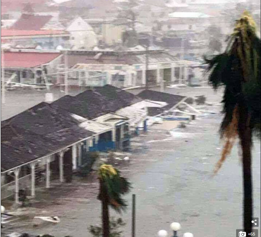 Update 40 New Photos Hurricane Irma Devastates St Maarten