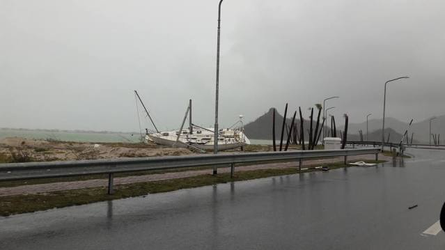 Irma Recovery for St. Maarten Environmental Org